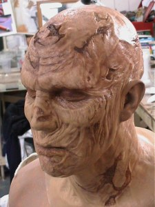 Prosthetic piece from 'The Mummy Returns - Source
