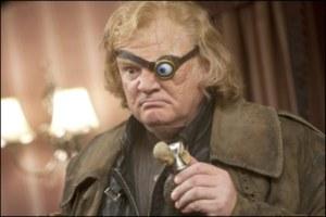 Brendan Gleeson as Mad-Eye Moody in 'Harry Potter' - Source