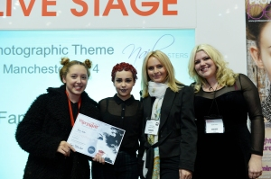 2nd place Fashion - Mia Leaver
