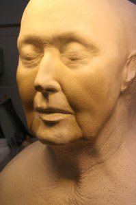 The Iron Lady prosthetics