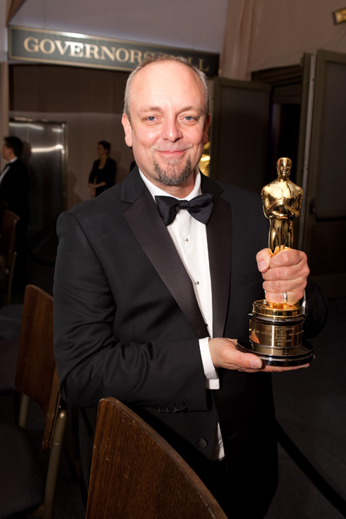 Winning the Oscar
