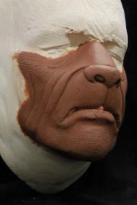 Jodie sculpt