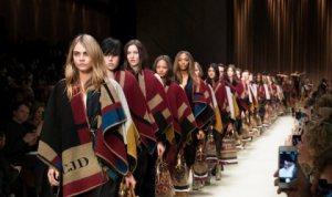 Burberry London Fashion Week A/W 14